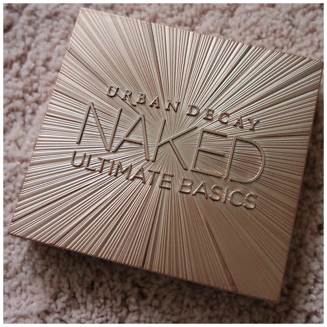 urban decay naked ultimate basics eyeshadow palette review swatch