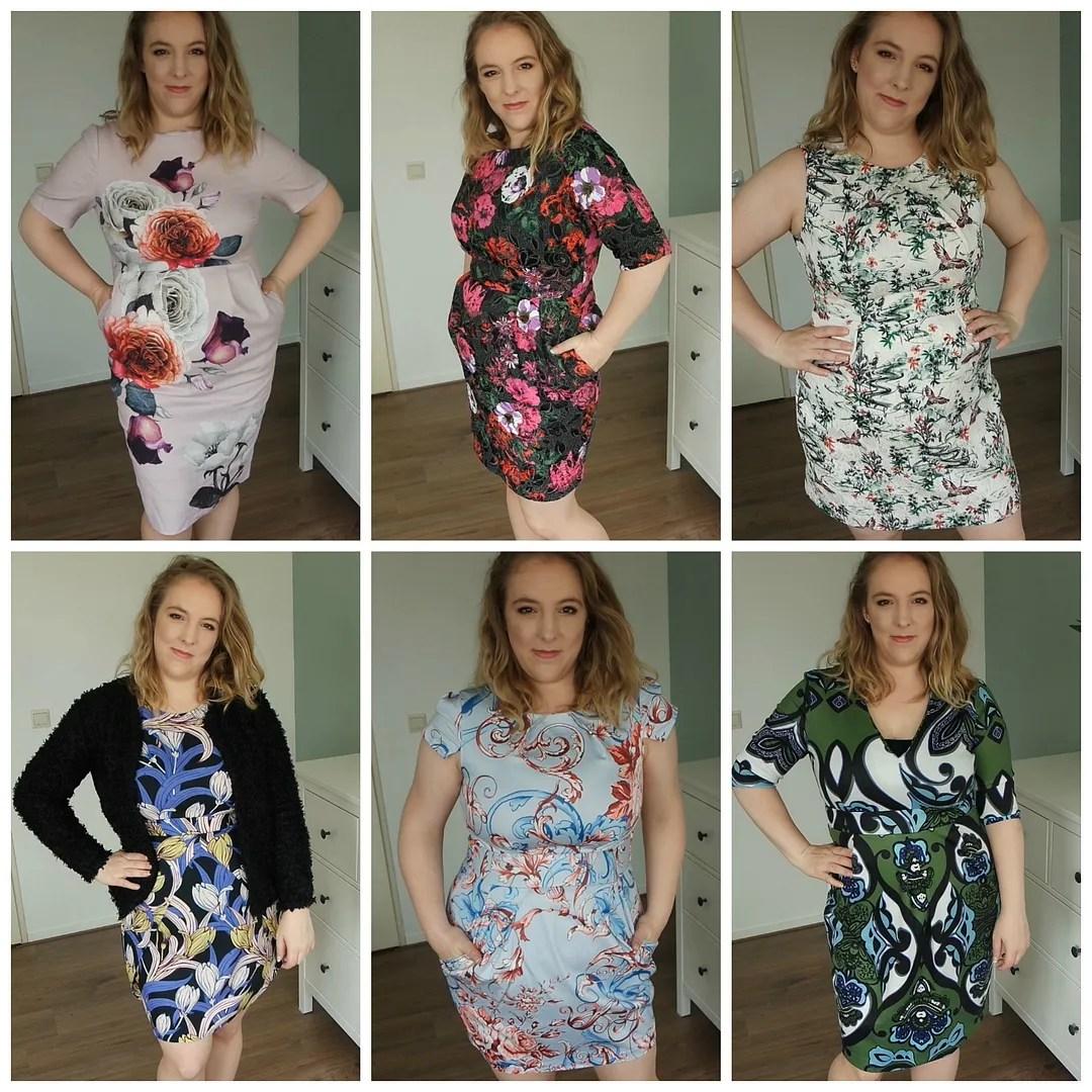 wiggle dress lookbook