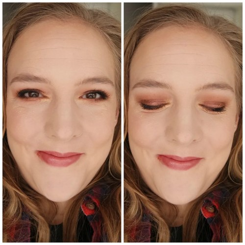 anastasia beverly hills soft glam eyeshadow palette review swatch makeup look 3 looks 1 palette