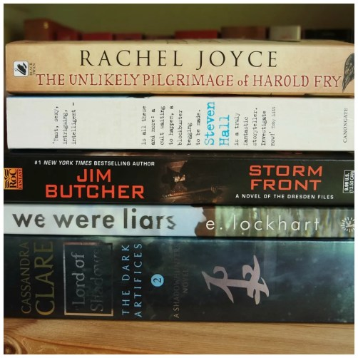 book review july 2017