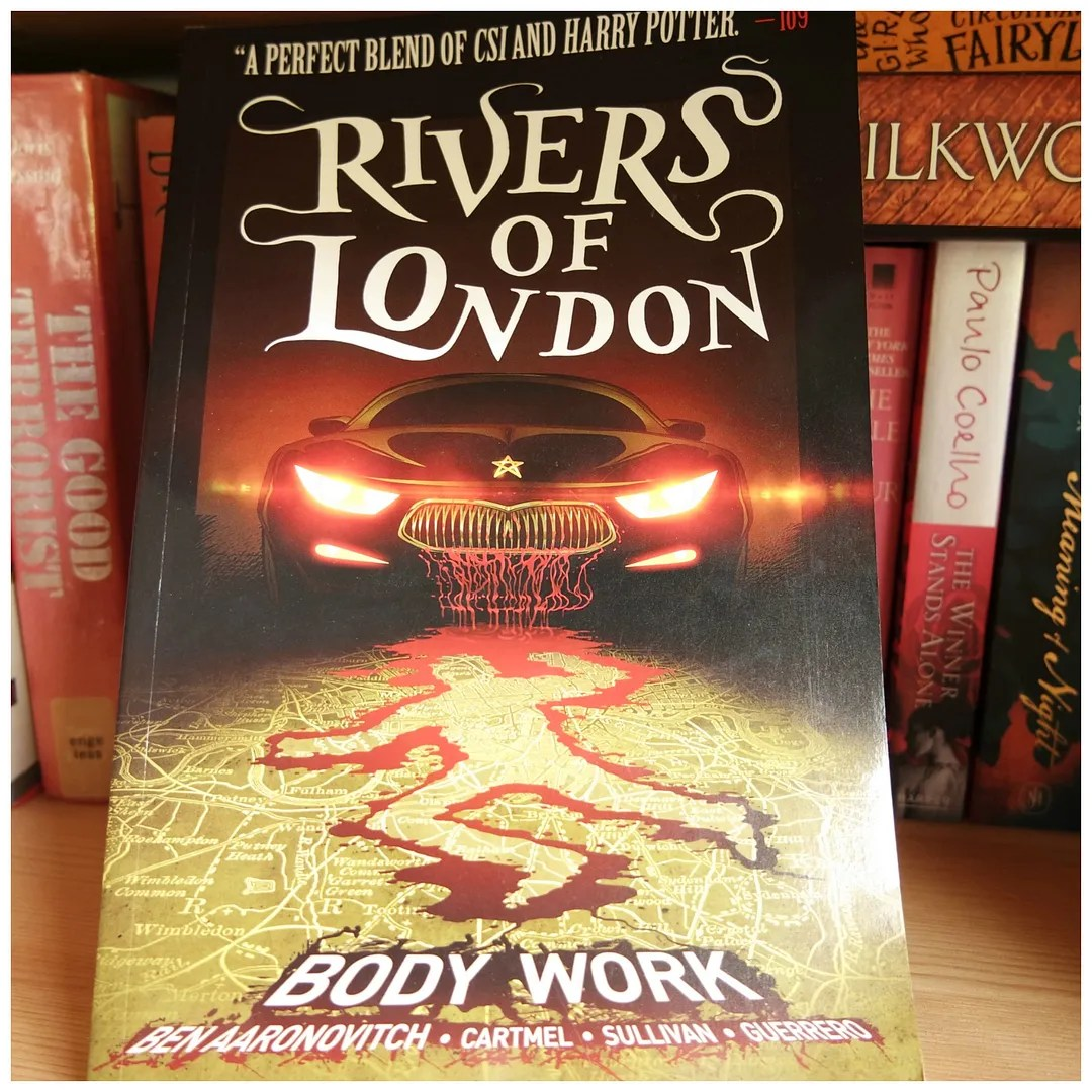 Ben Aaronovitch - Body Work Vol. 1