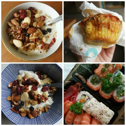 what I eat in a week low carb sugar free