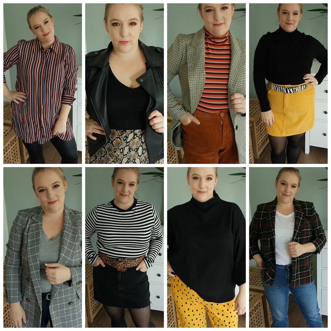 fall 2018 lookbook fashion outfit inspiration