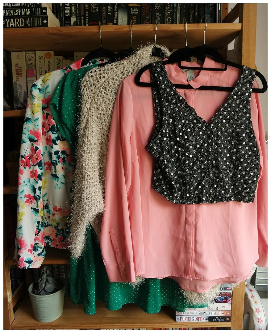 rediscovered items in my wardrobe