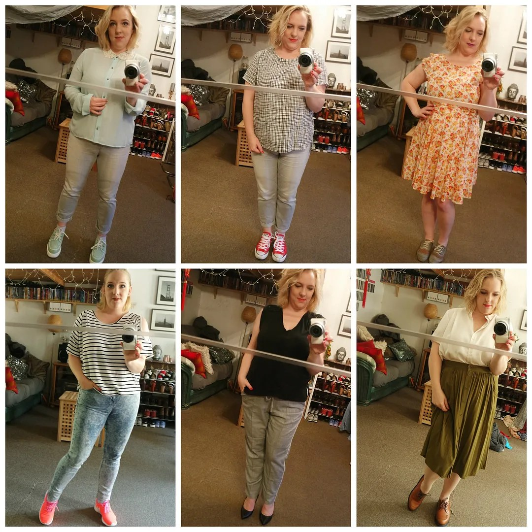 competitive price 86253 a2bfc Week in outfits  4