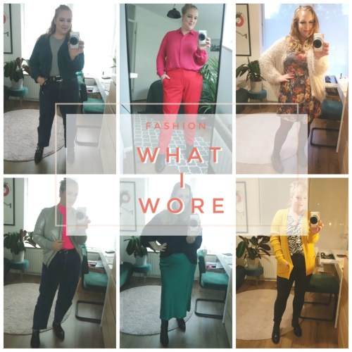 what I wore fall fashion outfit 2019