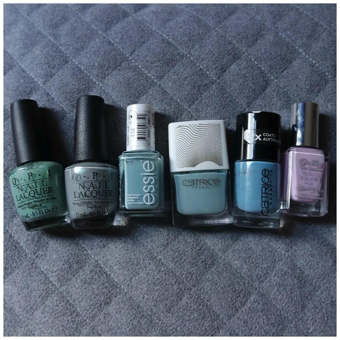 spring 2018 nail polish