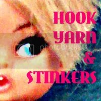 Hook, Yarn, and Stinkers