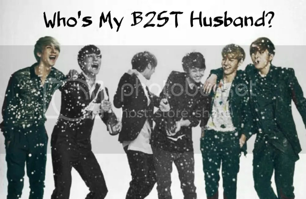 My 97th Shutter(3-KiChae): Who's my B2ST Husband? - beast shinee snsd superjunior exo mystical - chapter image