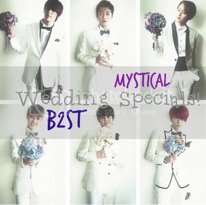 My 86th Shutter: Photo Shoot + Wedding Specials (1) - beast shinee snsd superjunior exo - chapter image