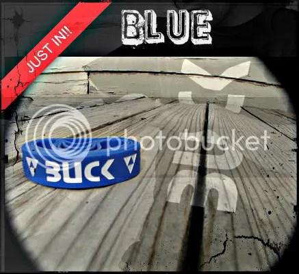 BLUE BWC BAND
