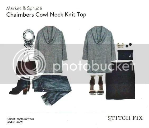 Chaimbers Cowl Neck Knit Top photo fc2cefb173d38f12c703dd2eacba6424.jpg
