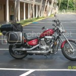 600 Vs 750 Honda Shadow Forums