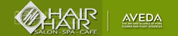 Hair Hair Salon, Spa & Cafe Organica