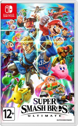 f709896b46edbd56d8eeb2cee7598d4d - Super Smash Bros. Ultimate +Update5.0 Switch XCI NSP