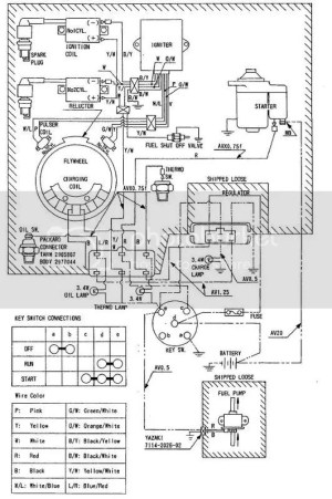 need electrical schematic for a Kawasaki SH62612