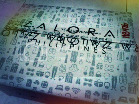 zalora delivery box
