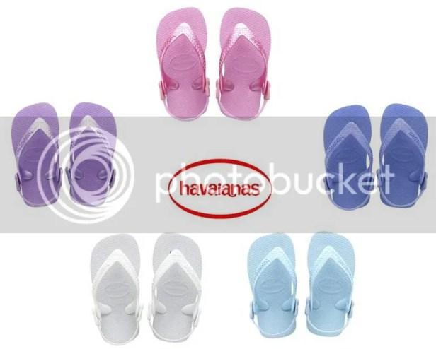 infants havaianas