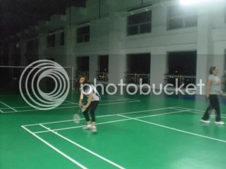 CSG Badminton