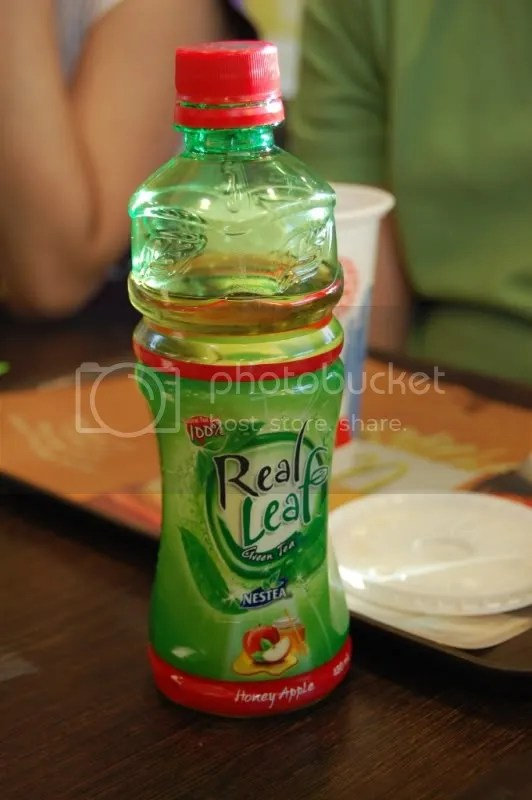 real leaf tea