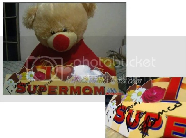 Supermom Toblerone