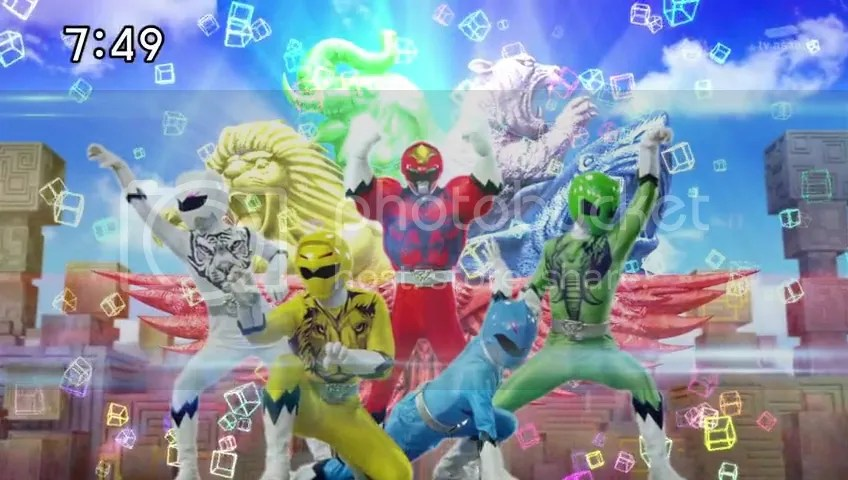 Zyuohger 13