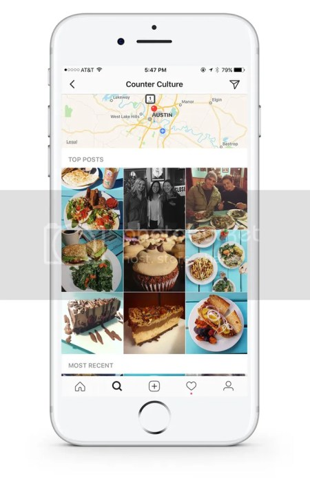 instagram vegan restaurant photos