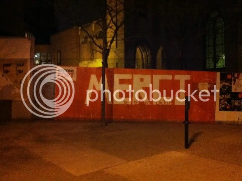 Montréal 30 Avril/1er Mai 2012 – #manifencours7