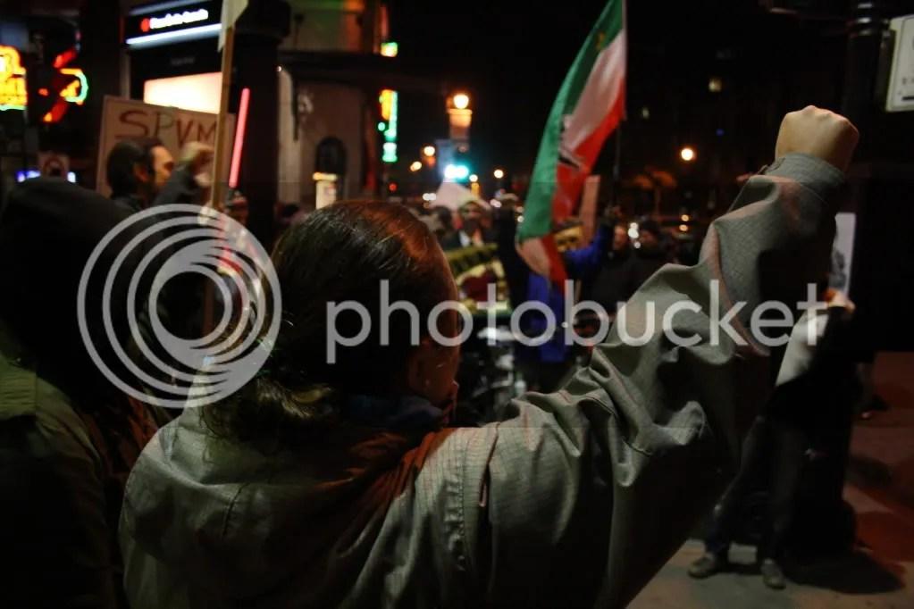 2012-10-13 - #manifencours #GlobalNOISE Montréal - 20h56b