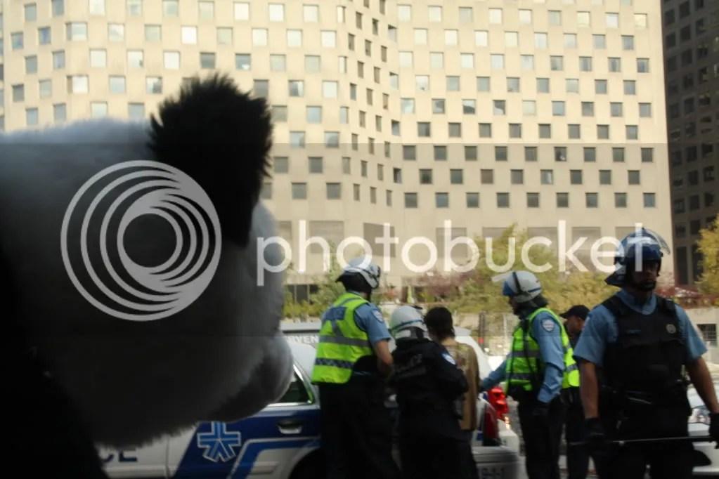 2012-10-15 - #manifencours #OccupyMontréal 14h19c