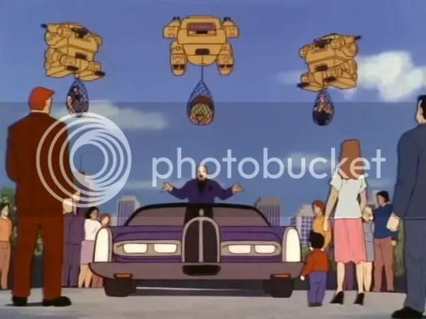Lex's new parade