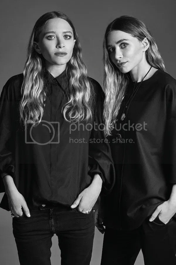 Olsens Anonymous Blog Style Fashion Get The Look Mary-Kate And Ashley Olsen Show Off Their Hair In The 2015 CFDA Journal Long Waves Wavy Beachy Silk Button Down The Row Elizabeth And James Jeans Satin Pants Photoshoot photo Olsens-Anonymous-Blog-Style-Fashion-Get-The-Look-Mary-Kate-And-Ashley-Olsen-Show-Off-Their-Hair-In-The-2015-CFDA-Journal-Long-Waves-Wavy-Beachy-Silk-Button-Down-The-Row-Elizabeth-And-J.jpg
