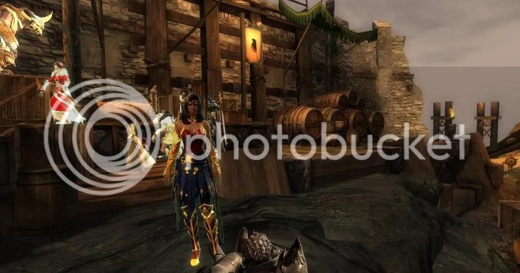 Tyria's Wonder Woman