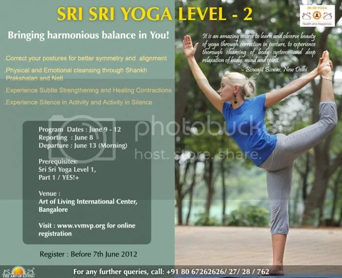 Sri Sri Yoga