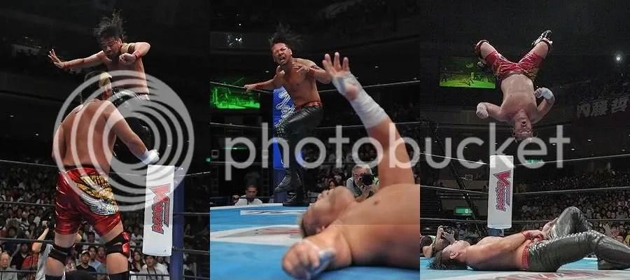 NJPW [G1 FINAL] results for August 12, 2012 | Puroresu Spirit