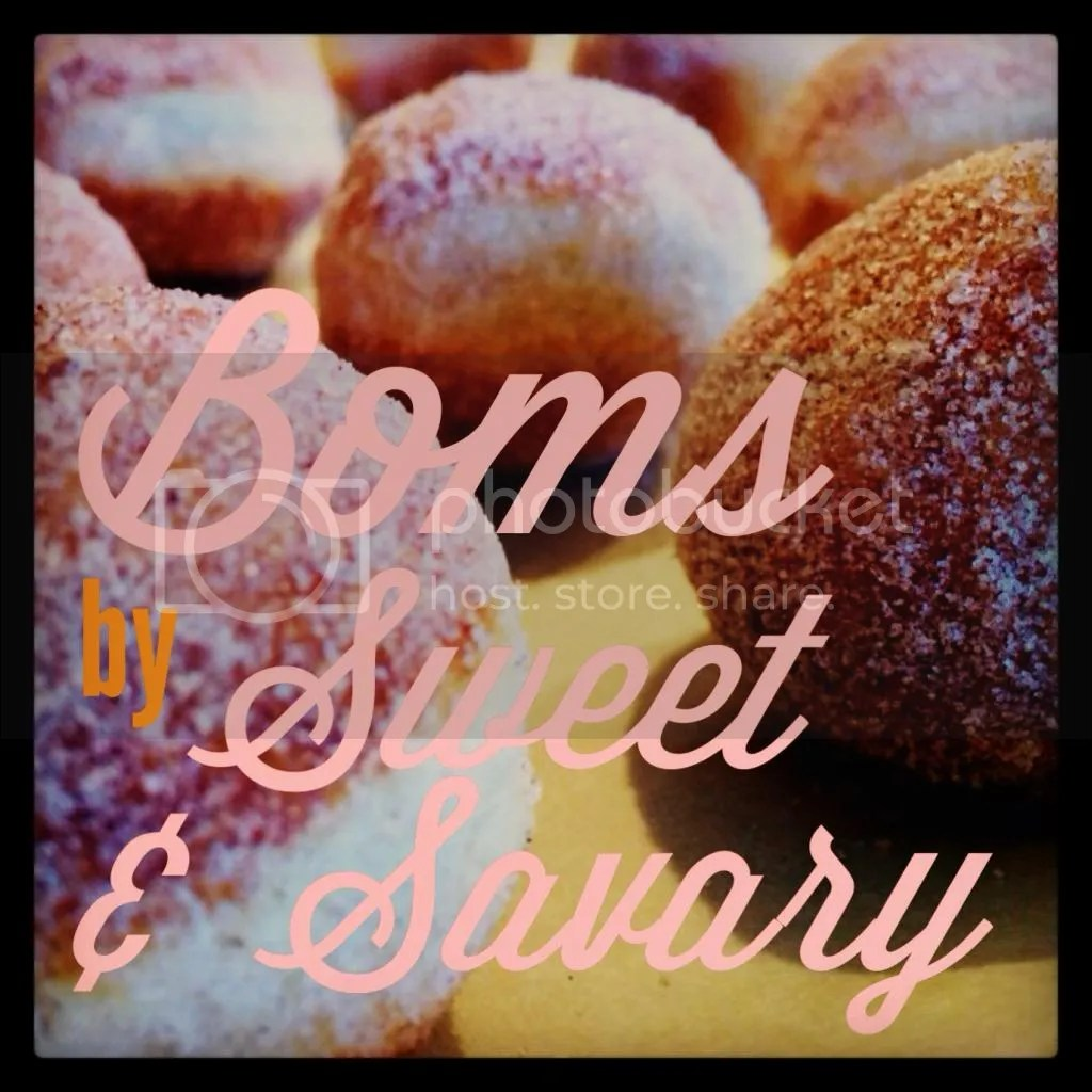 Boms by Sweet & Savary