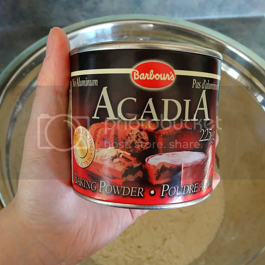 Acadia Baking Powder