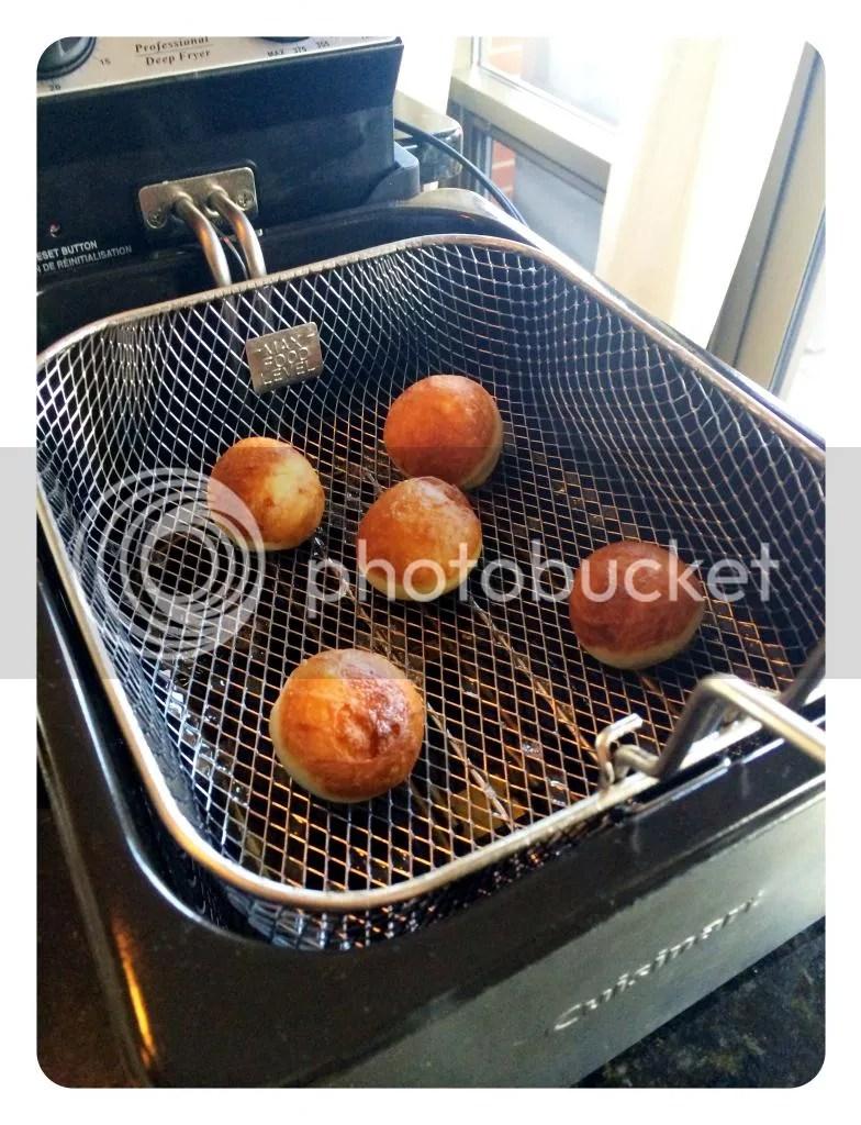 Frying boms