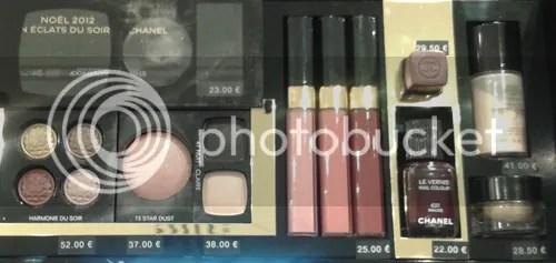 Éclats du Soir Chanel Natale 2012  (4/4)