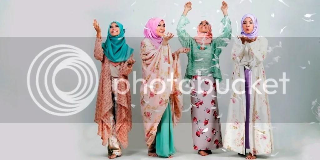 Tips Memilih Baju Muslim Untuk Wanita Gemuk