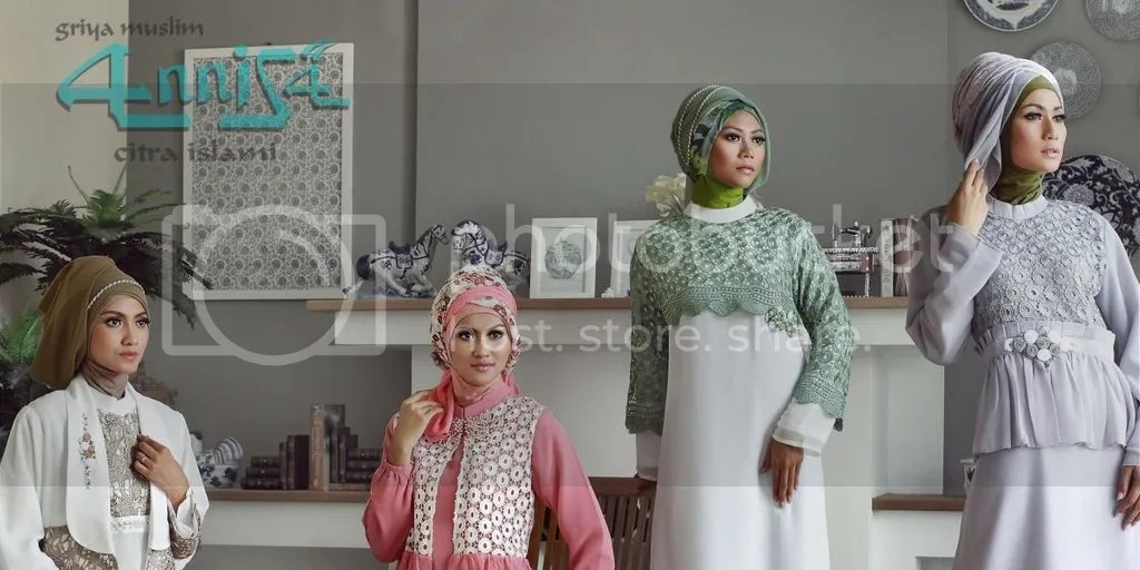 Model Baju Muslim Untuk Orang Gemuk Agar Terlihat Langsing