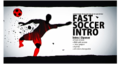 VideoHive: Fast Soccer Intro 22934416 (AE-Project)
