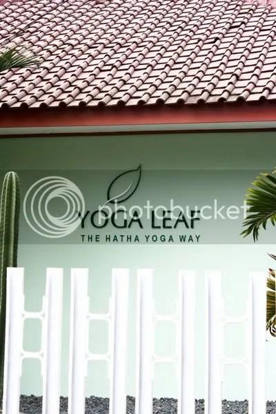 Yoga Leaf | yoga di bandung