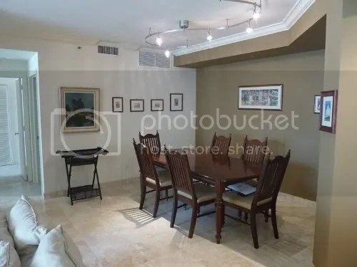 Two Tequesta Point 2905 dining room
