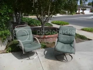 These are the chairs that should be arriving any minute...