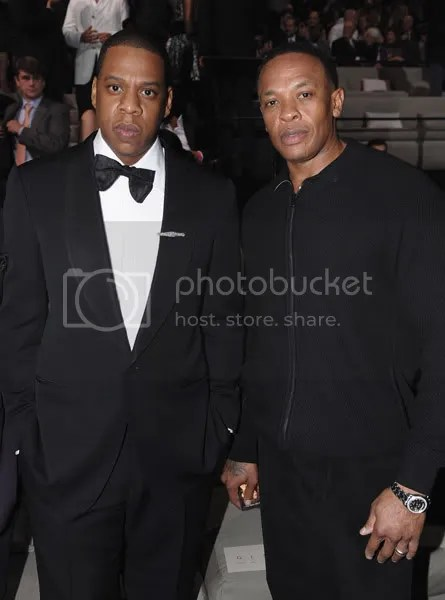 JayZ and Dr. Dre (VS Show)