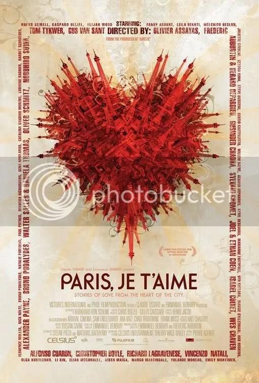 paris je t'aim movie poster