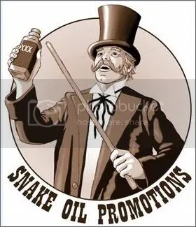 Snake Oil and more