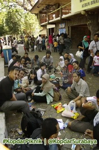 #AyoRek Kopdar Surabaya