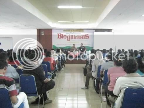 Suasana Blogilicious de Surabaya, Suasana Blogilicious de Surabaya